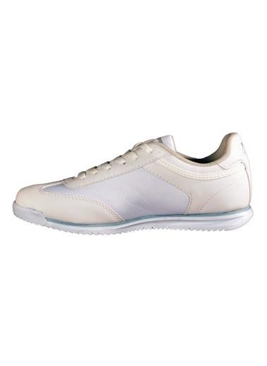 Slazenger Mojo Beyaz Unisex Spor Ayakkabı Beyaz